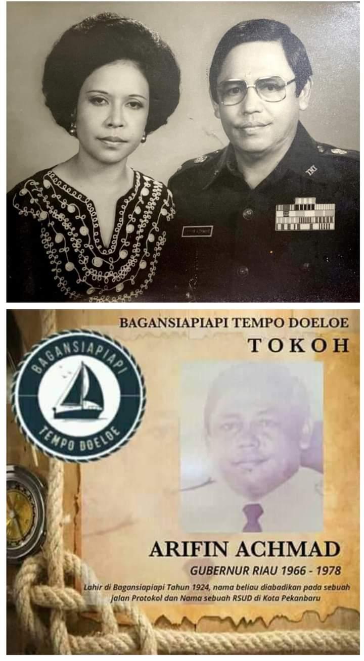 Berjasa Bagi Dunia Melayu Riau, LAM Riau Anugerahkan Gelar Adat Istimewa Kepada Arifin Achmad