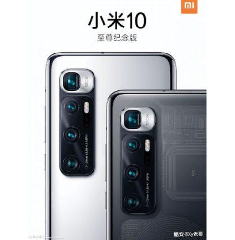 Untuk Lawan Samsung, Xiaomi Mi 10 Ultra Dibekali Kamera 120x Zoom