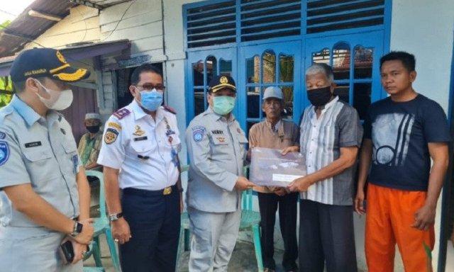 Ahli Waris Korban Sriwijaya Air Asal Pekanbaru Terima Santunan Rp50 juta Dari Jasa Raharja