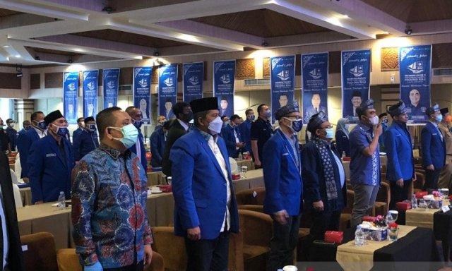 Kepengurusan PAN Riau Dibawah Kepemimpinan Alfedri Bakal di Rampingkan