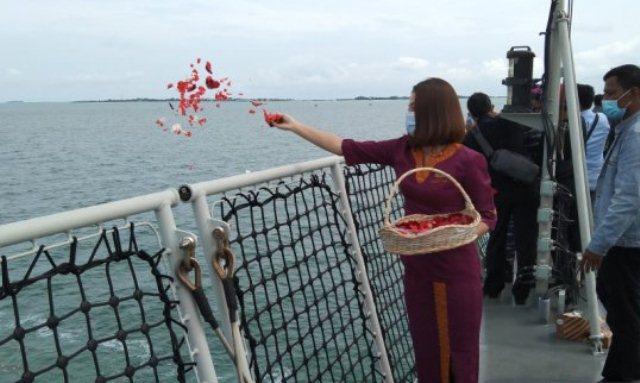 Semua Hak Ahli Waris Korban SJ 182 Secepatnya di Penuhi Sriwijaya Air
