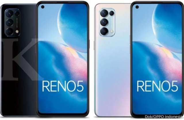 Oppo Umumkan Reno5 5G, Harga Dibanderol Cuma Rp6,999 juta