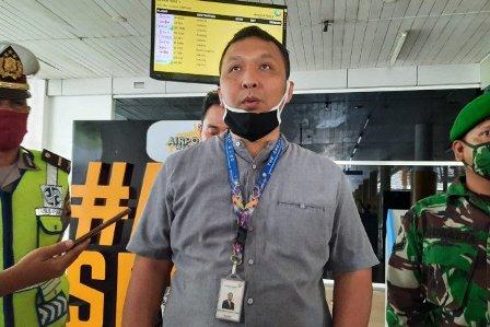 Bandara Jambi Siap Terapkan Tatanan Normal Baru di Masa Pandemi COVID-19
