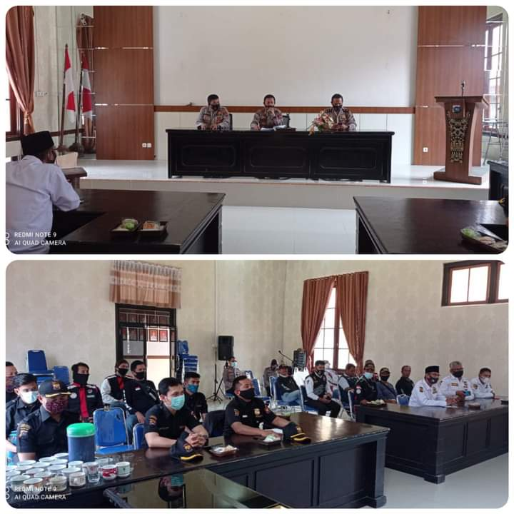 Polres Bukittinggi Gelar Sosialisasi Quotioner Puslitbang Kinerja Polri, Undang Ormas Binaan