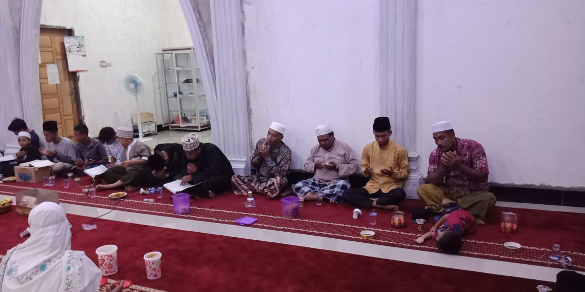 Perdana,  khataman Al Quran di Masjid Baiturrahman USAU