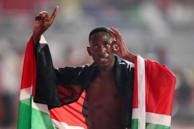 Juara Lari 3000 Meter Dunia Asal Kenya Positif Terpapar COVID-19