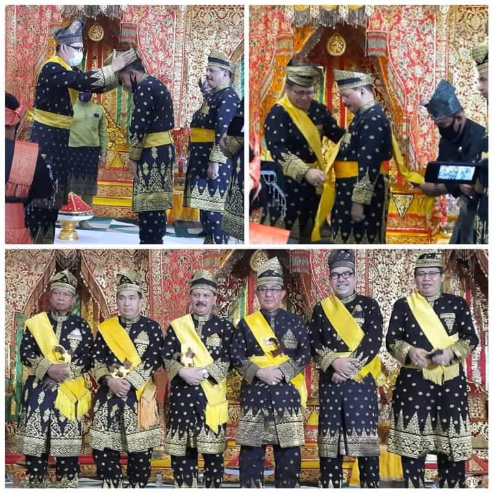 LAM Riau Lantik Ketum DPH LAMR Inhil H. Said Syarifuddin dan Kepengurusan Masa Khidmat 2020-2025 M