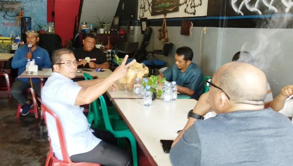 Panitia Pelantikan JMSI Riau Periode 2020 - 2025 Resmi Dibubarkan