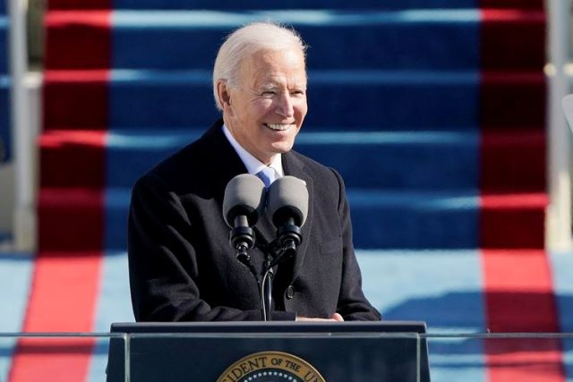 Joe Biden Dilantik Jadi Presiden AS, Begini Pidato Pertamanya...