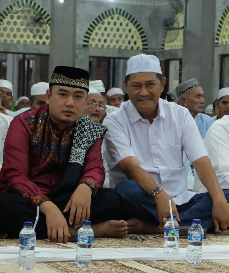 Wabup Inhil : Nuzulul Qur'an Momentum Meningkatkan Kesadaran Mengamalkan Ajaran Al Qur'an