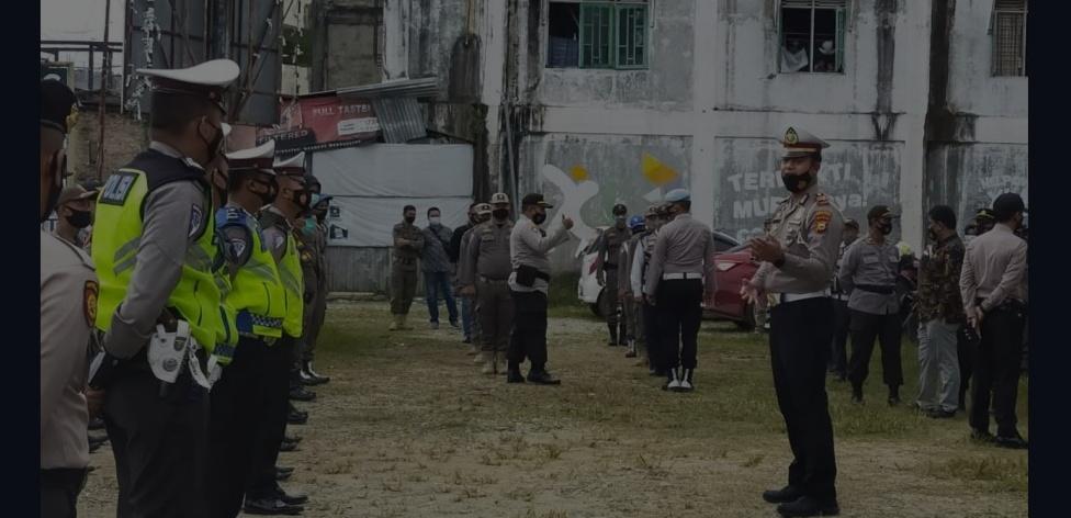 AKBP Taufiq Lukman N SIK MH, Pastikan Operasi Yustisi Terus Berjalan