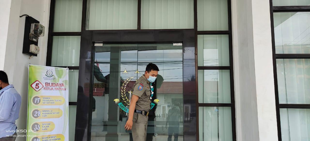 Mantan Bupati Inhil Diperiksa Kejari Terkait Kasus Perusda GCM