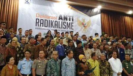 Unpad dan ITB Punya Kiat Lawan Radikalisme di Kampus