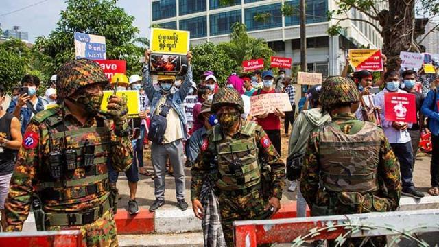 Kudeta Militer di Myanmar, Perusahaan Woodside Petroleum Masih Yakin Beroperasi