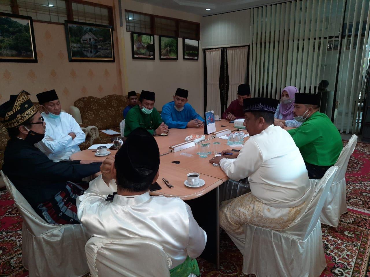 LAM Riau bersama Dispar Komitmen Bangun Pariwisata Berbasis Kebudayaan