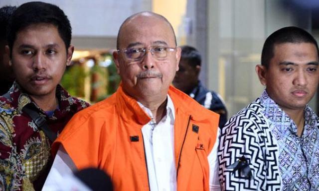 Tengku Dzulmi Eldin Ajukan PK ke MA Dalam Kasus Suap Jabatan