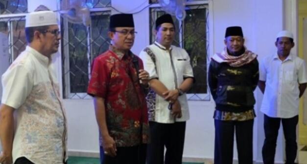 30 Imam Diberangkatkan ke Jakarta, Bupati Inhil: Ini Bentuk Keseriusan Membangun Bidang Keagamaan