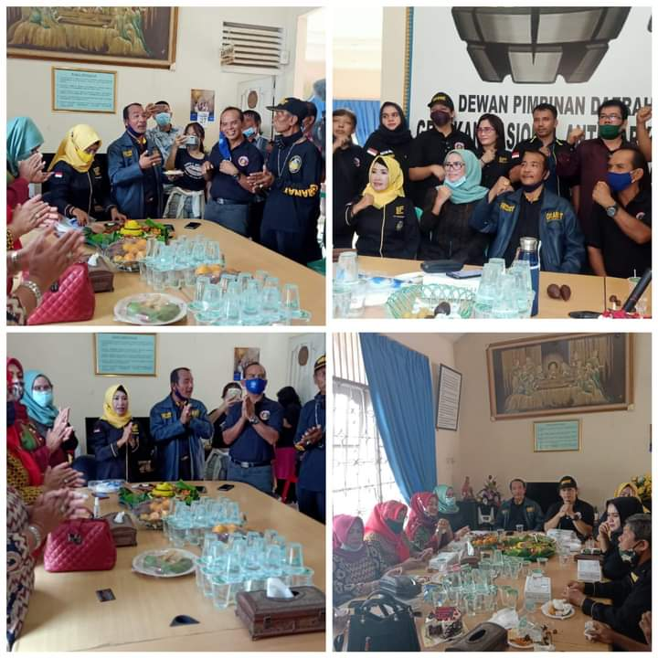 DPD Granat Riau Gelar Syukuran HUT Granat ke-21 Bersama Legislator Ade Hartati
