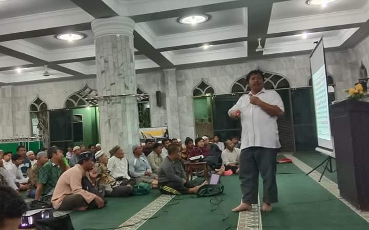 Paparan Program Kerja Ketua DPW LDII Riau ke DPD Pekanbaru dan Kampar Tahun 2019