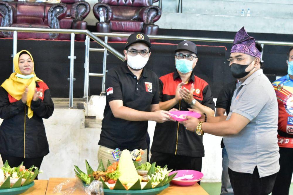 Asep Ruhiat Resmi Nakhodai Hangtuah Inline Skate Pekanbaru