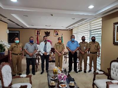 Mantap, Gubri dan Asprov PSSI Riau surati LIB dan PSSI, Siap jadi Tuan Rumah Liga 2