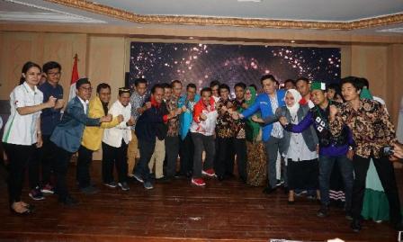Kemenpora Launching Program Pemuda Sahabat Anak