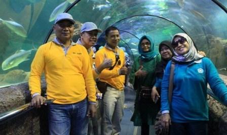 Dukung Anies Baswedan, 170 Ribu RT dan RW Rekreasi Gratis di Ancol