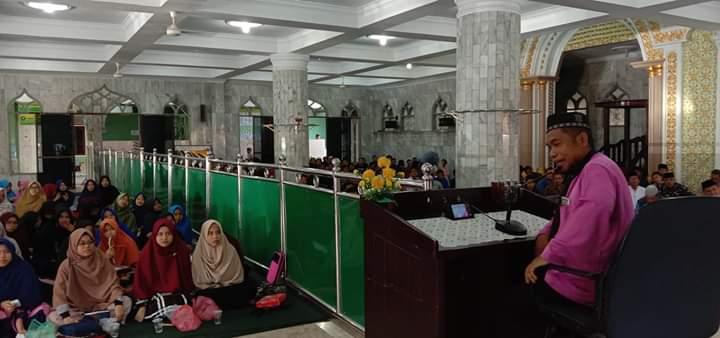Sekretaris MUI Riau Beri Tausiah di Pengajian Muda-mudi LDII Se-Pekanbaru