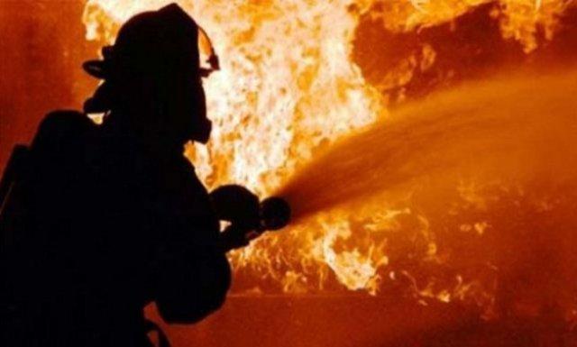 Kantor Desa Sungai Salak di Rokan Hulu Terbakar?
