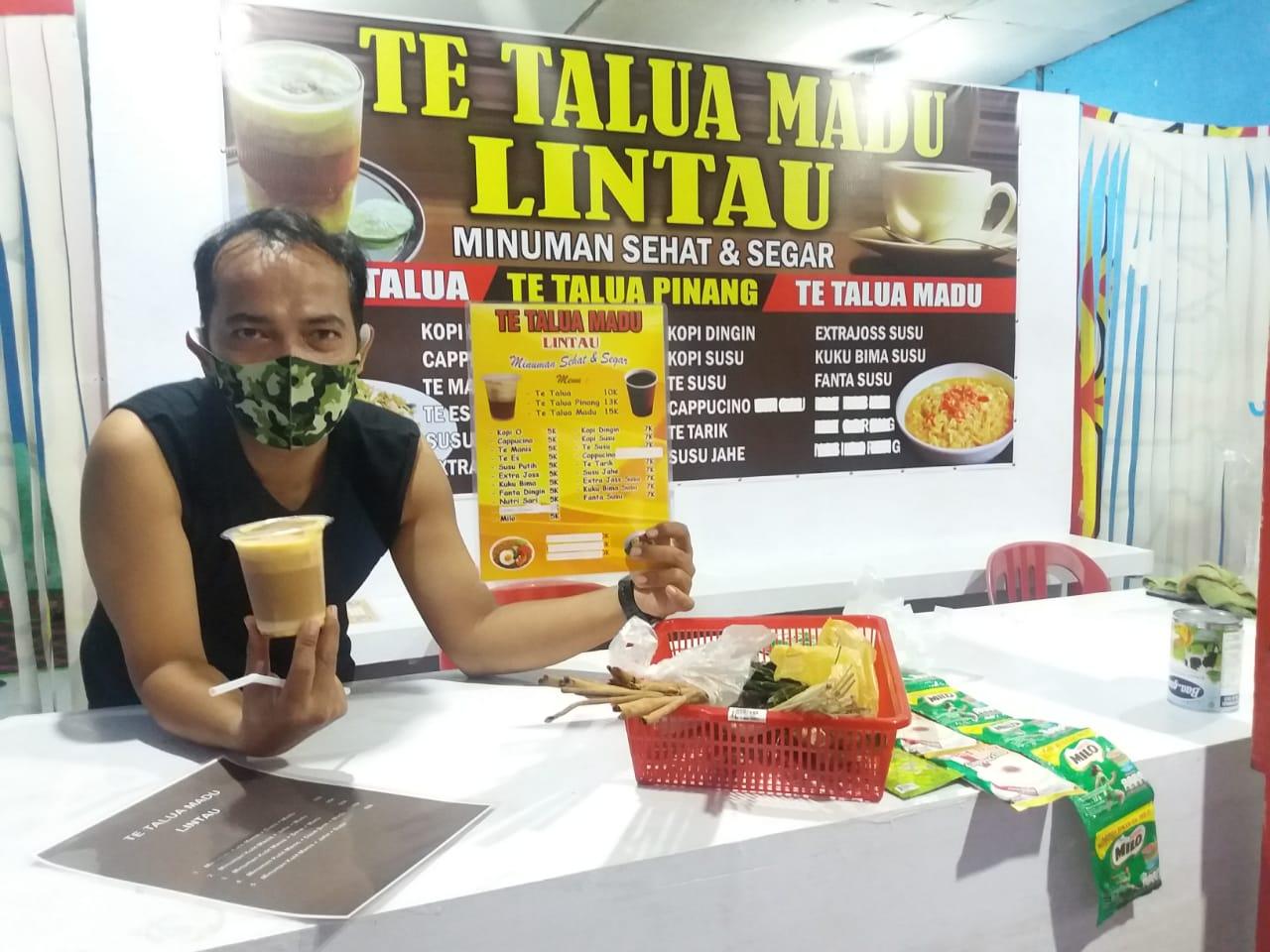 Hadir di Kota Pekanbaru 'Te Talua Madu - Lintau' Minuman Ketahanan Tubuh Saat Pandemi Covid-19