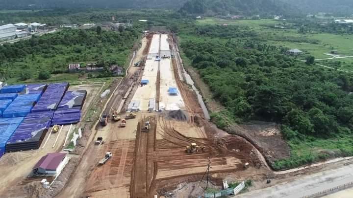 14 Milyar Ganti Untung Lahan Kembali Diserahkan, Pembangunan Jalan Tol Padang - Sicincin Dilanjutkan