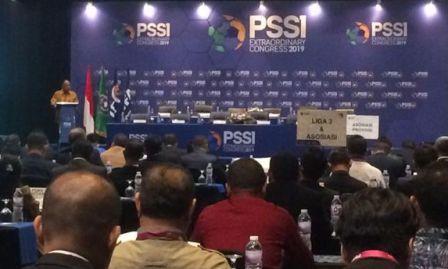 Pesan Menpora ke PSSI, Sinergi Dengan Pemerintah Kunci Kemajuan