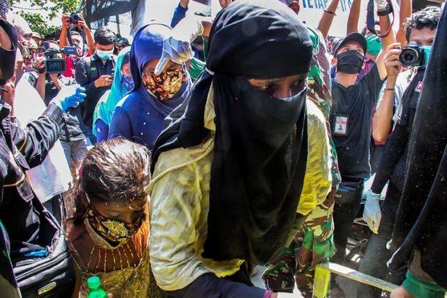 Warga Rohingya Melarikan Diri dari Aceh 3 Orang Meninggal