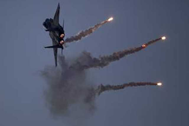 Sebut Sebagai Balasan, Israel Lancarkan Serangan ke Pos Militer Suriah
