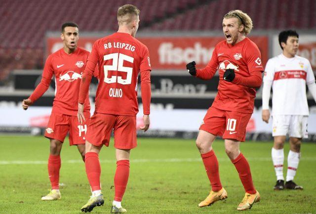 Leipzig Bawa Liga Jerman Puncaki Klasemen