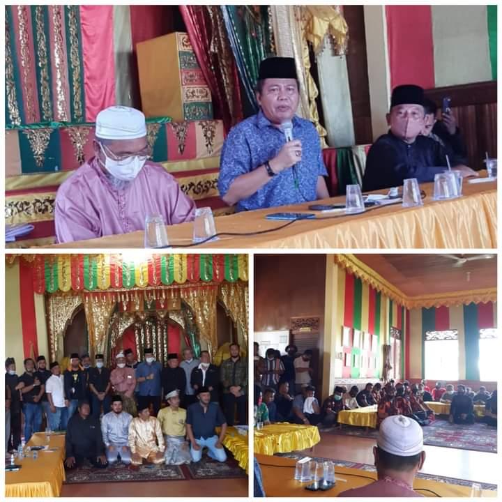 Pengelolaan Limbah B3, LAM Riau Segera Menghadap Presiden, Datuk Syahril: Negeri Ini Ada Tuannya
