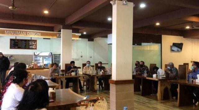 Coffe Morning Dengan Paslon Pilwako Batam, Pendeta Ungkap Sulitnya Ngurus Surat Domisili Gereja