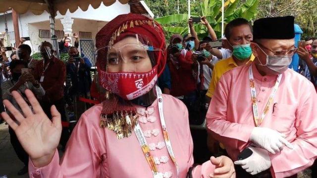 Langgar Aturan Protokol Kesehatan, Bawaslu Bungo Bubarkan Kampanye Cek Endra Cagub Jambi
