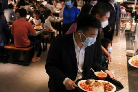 Muncul Kasus Covid-19 Baru, Pemerintah Cina Minta Masyarakat Tidak Panik dan Tetap Waspada