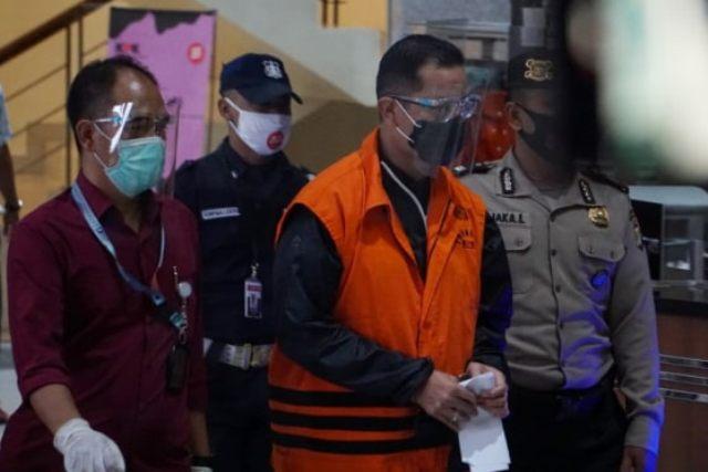 Terkait Korupsi Bansos Covid-19, Setelah Diperiksa KPK, Ketua PDIP Kendal Bungkam