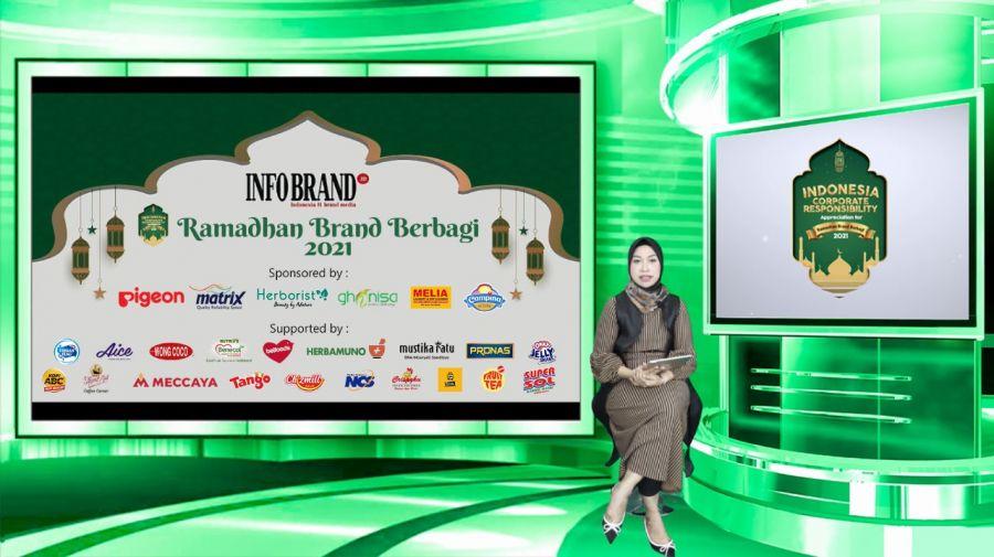 INFOBRAND Bagikan 1.000 Kebaikan Dalam Program Ramadhan Brand Berbagi