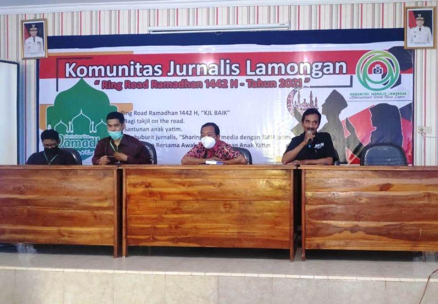 JMSI Jatim Komitmen Bantu Media Siber Menjadi Media Profesional