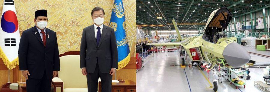 Menhan Kunjungi Korsel, Teguh Santosa: Penting Bagi Indonesia Sebagai Negara Pembuat Pesawat Tempur