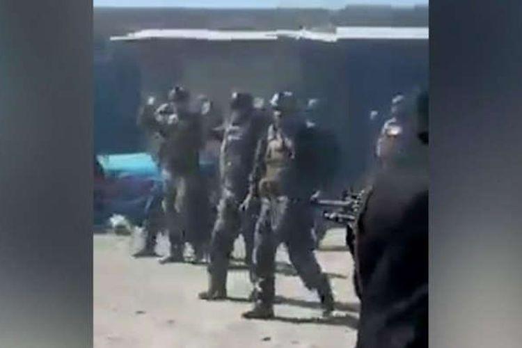 22 Pasukan Komando Afganistan di Tembak Secara Brutal oleh Taliban