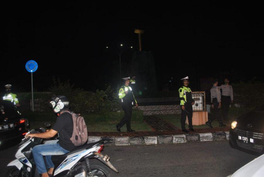 Polresta Pekanbaru Kerahkan 30 Personil Guna Pengamanan di Bulan Ramadhan