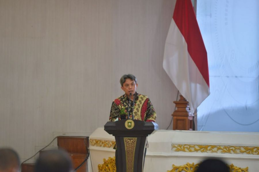 Sekjen SPS Pusat Minta Pers di Riau Lakukan Inovasi dan Kolaborasi