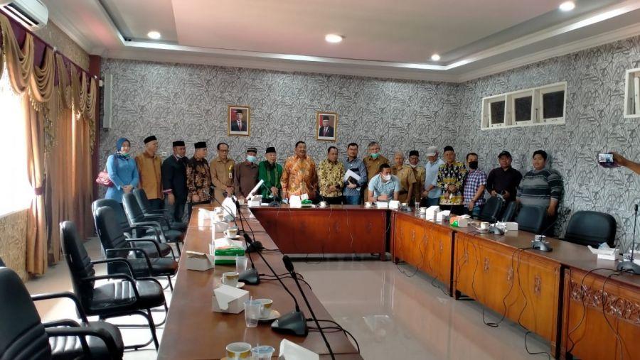 Tanpa Kehadiran PT.RAPP, DPRD Pelalawan Tetap Menggelar RDP
