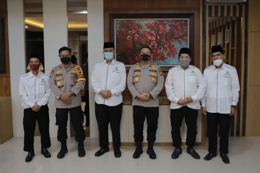 Terima Kunjungan Pengurus LDII, Kapolda Riau Ingin LDII Sebagai Contoh Implementasi Isi Al Qur'an