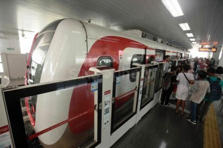 Pasca-Gempa Banten, Operasi LRT Jakarta Dihentikan Sementara