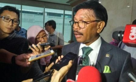 Hasil Pilpres di Gugat, NasDem Enggan Bahas Jatah Menteri